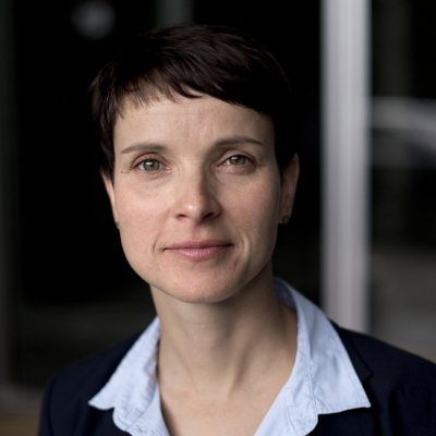 Frauke Petry, politician