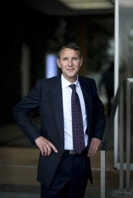 Bjoern Höcke, politician